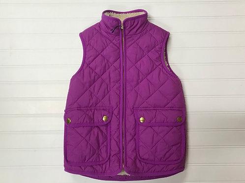 Crewcuts Vest w/ Sherpa Lining- Size 4-5T