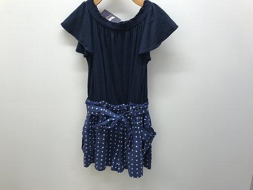 12 Y Crewcuts Girls Navy Dress