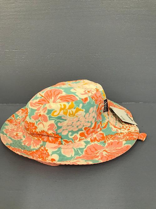 Child Size Girls Patagonia Reversible Sun Hat