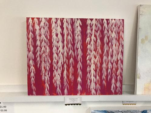 """Pink Willow"" by Katie Flermoen"