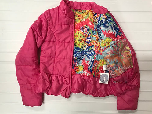 Lilly Pulitzer Winter Coat-Size 5-6Y