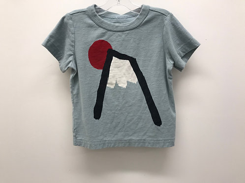 12- 18 M Tea Collection Boys Mountain Graphic T-Shirt
