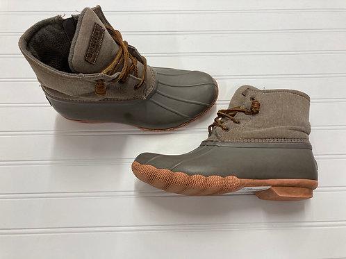 Sperry Waterproof Winter Boots-Size Women's 8