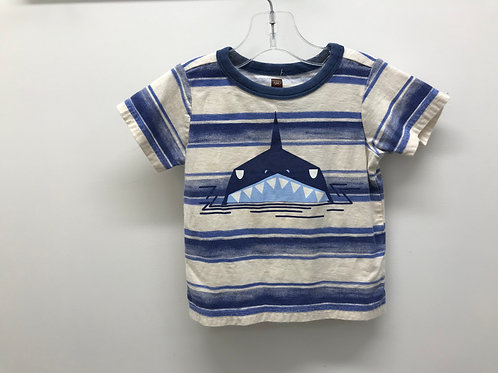 12-18 M Tea Collection Boys Shark Graphic T-Shirt