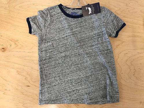 8 Y Crewcuts Boys Grey T-Shirt
