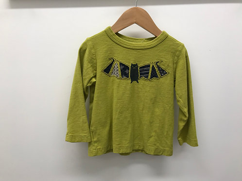 12-18 M Tea Collection Boys Bat T-Shirt