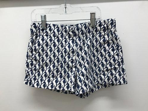 10 Y Crewcuts Girls Seahorse Shorts