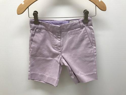 6 Y Crewcuts Girls Lavender Shorts