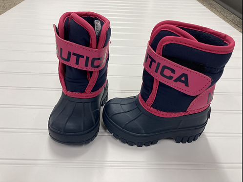 Nautica Toddler Snow Boots-Size 4