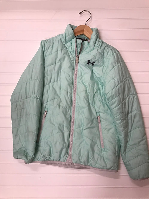 Under Armour Puffer Jacket- Size 10-12Y