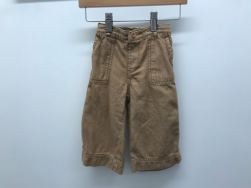 18 M Tea Collection Boys Khaki Pants