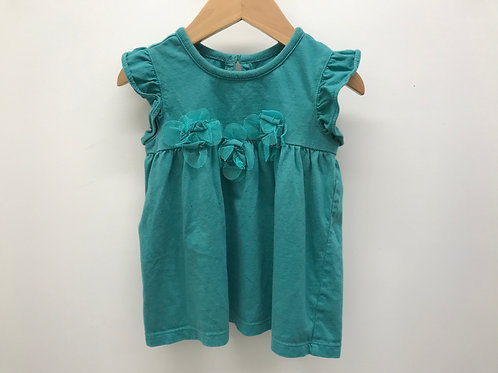 12-18 M Tea Collection Girls Jade Dress/Tunic