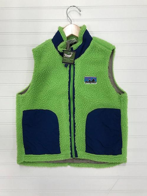 Patagonia Boy's Fleece Vest- Size 8Y