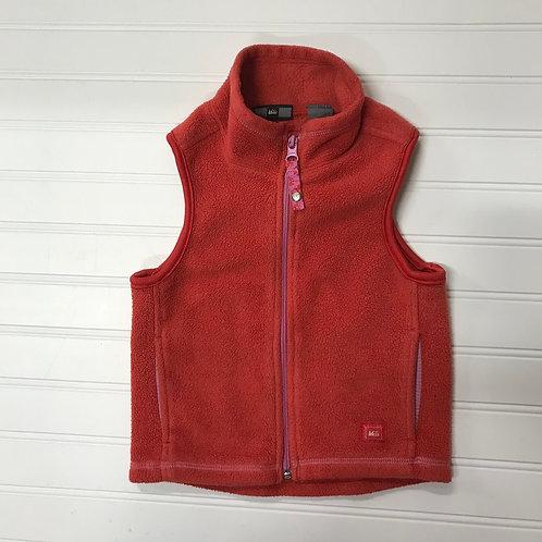 REI Fleece Vest- Size 4T