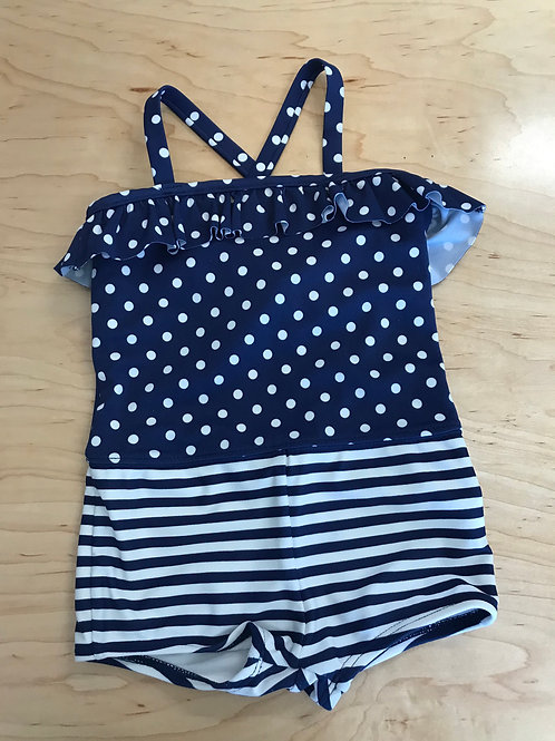 2 T Baby Gap Girls One-Piece Swimsuit