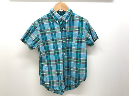 8 Y Crewcuts Boys Button Down