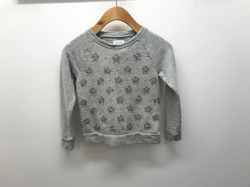 6/7 Y Crewcuts Girls Sweatshirt