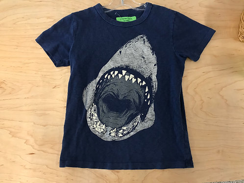8 Y Crewcuts Boys NavyT-Shirt