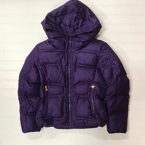 Ralph Lauren Down Puffer Jacket- Size 8-10 Y