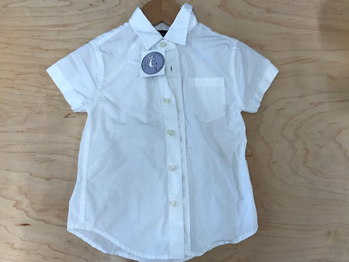 3 Y Crewcuts Boys Short Sleeve Button Down