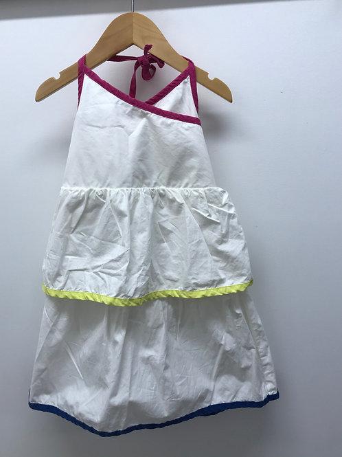 4 Y Tea Collection Girls Halter Top Dress