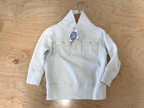 2T Crewcuts Boys Cream Sweatshirt
