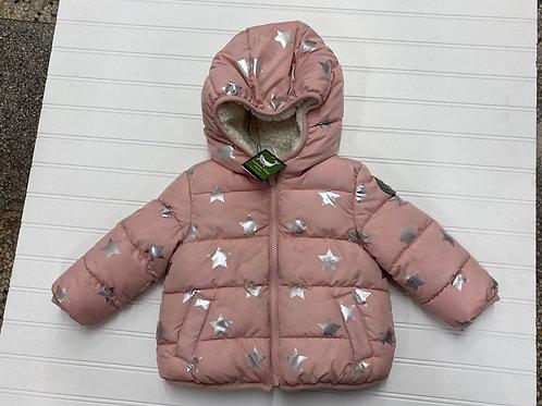 Gap Girls Winter Jacket - Size 18-24 Months