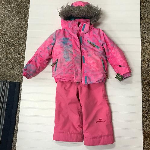 Spyder Ski Jacket & Pants- Size 3 T