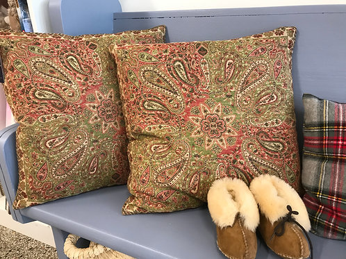Set of Pottery Barn Pillows