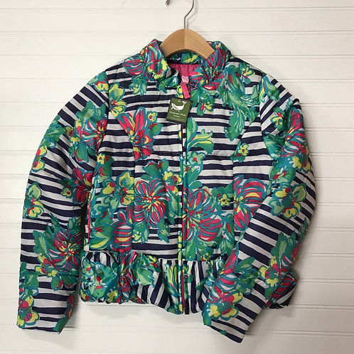 Lilly Pulitzer Winter Jacket- Size 12-14Y