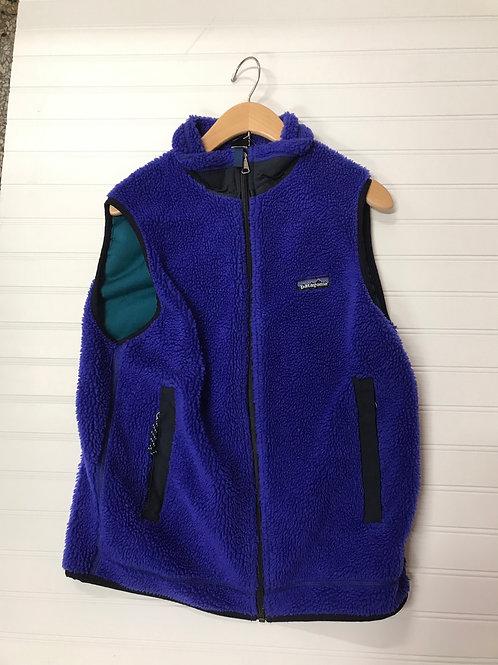 Women's Patagonia Fleece Vest-Size Women's Small