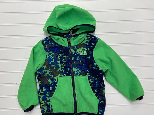 The North Face Fleece Jacket- Size 12-18 Months