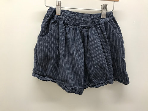 6 Y Tea Collection Girls Navy Skirt