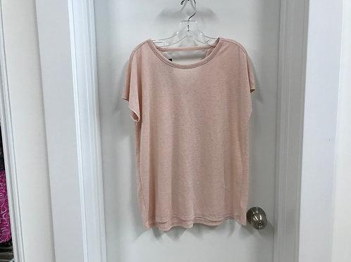 XL (14) Athleta Girl Pink Shirt