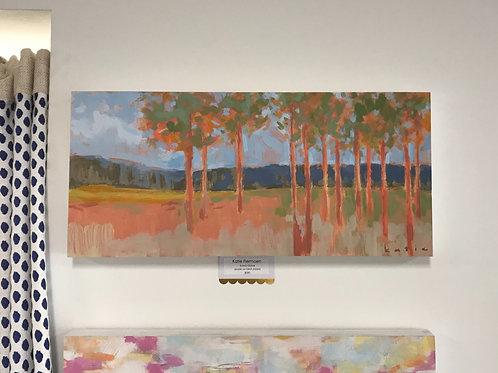 """Sunny Grove"" by Katie Flermoen"