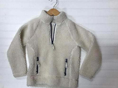 Crewcuts Fleece Pullover- Size 4-5Y