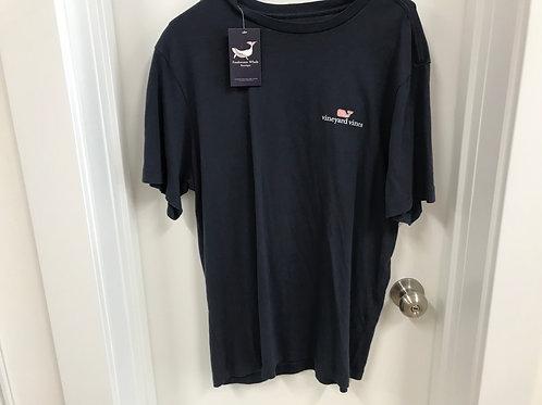 Men's S Vineyard Vines Navy T-Shirt