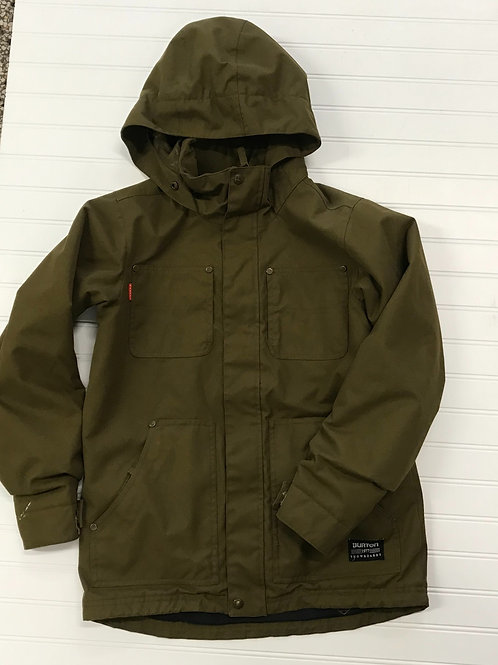Burton Snowboard Jacket-Size 10-12 Y