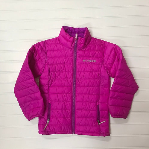 Columbia Light Weight Puffer Jacket-Size 4-5 Y