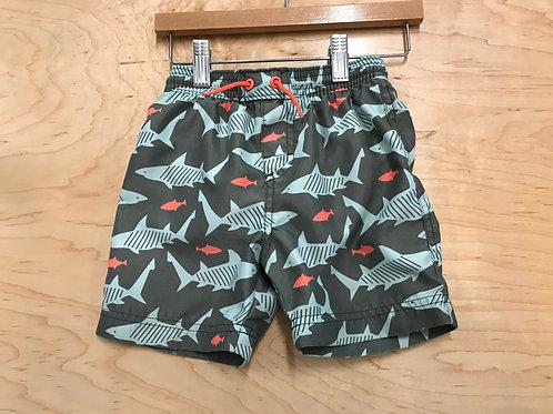 3 Y Tea Collection Boys Swim Trunks