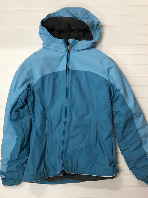 Lands' End Fleece Lined Ski Jacket- Size 14Y