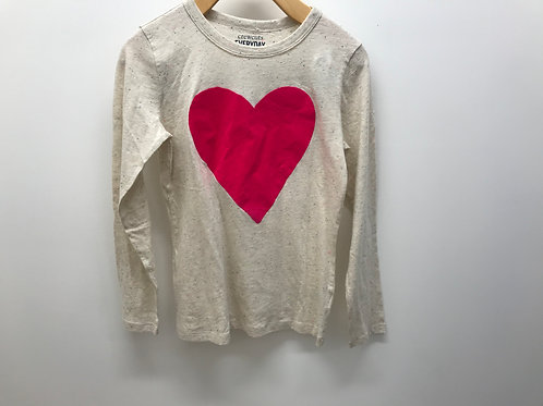 12 Y Crewcuts Girls Long Sleeve T-Shirt