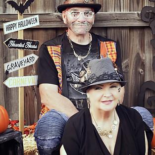 Craig, Steve & Dianna Halloween Mini Session