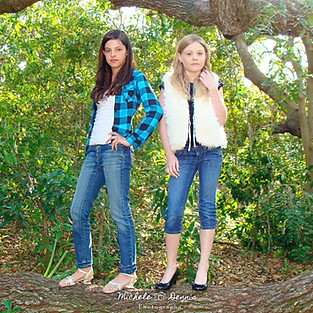 Kayla & Leah