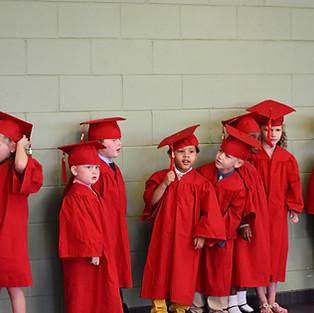 Building Blocks Children's Center VPK Graduation