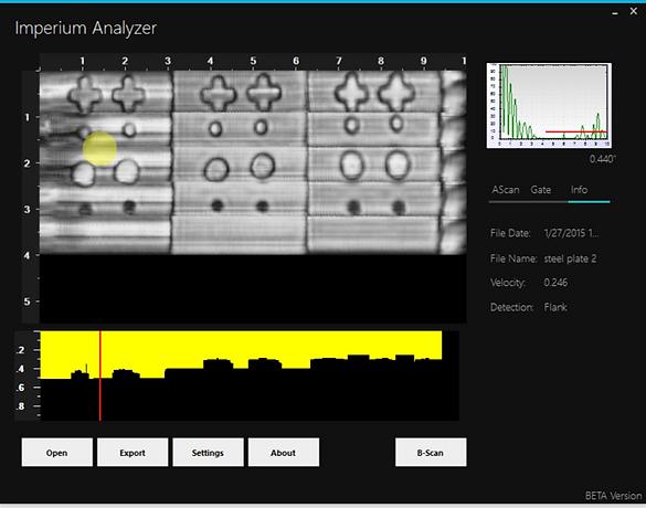 Offline Analysis Tool