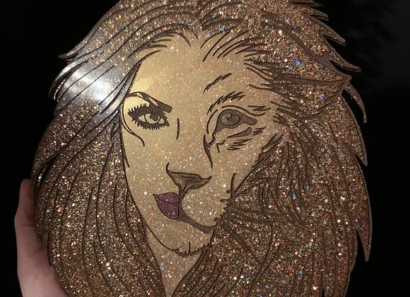 Leo Goddess art