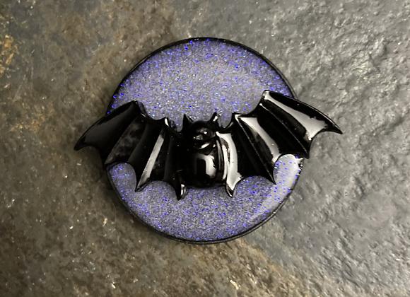Batty phone grip