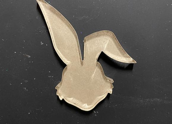 Bunny silicone mold