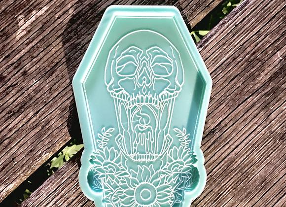 Skull Lantern Mold